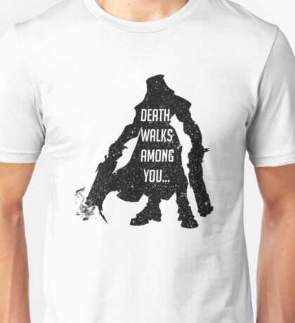 "Reaper's ""Stellar appearance"" Unisex T-Shirt"