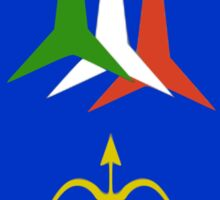 Frecce Tricolori - Italian Air Force Sticker