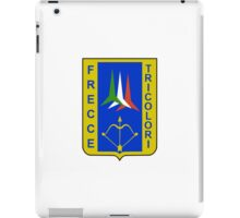 Frecce Tricolori - Italian Air Force iPad Case/Skin