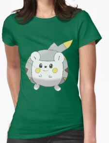 Togedemaru Womens Fitted T-Shirt