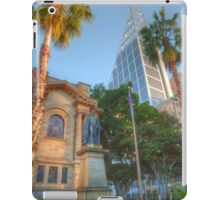 Old & New in Uptown Sydney iPad Case/Skin