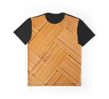 wooden floor Graphic T-Shirt