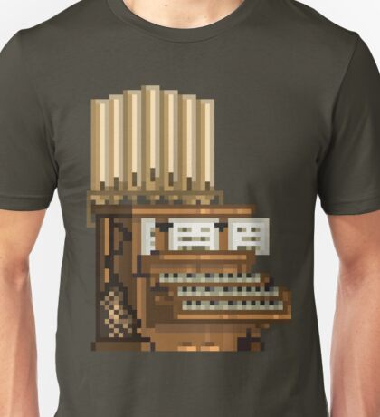 Steampunk Organ Unisex T-Shirt