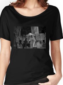 In A County Churchyard Women's Relaxed Fit T-Shirt