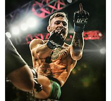 Notorious Conor McGregor Photographic Print