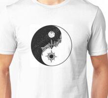 Yin Yang for Day/Night Unisex T-Shirt