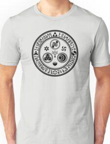 Hero's Mark (Black) Unisex T-Shirt