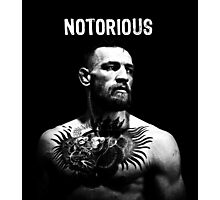 Notorious Photographic Print