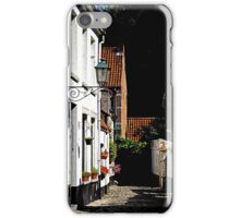 Lier - Small Beguinage street iPhone Case/Skin