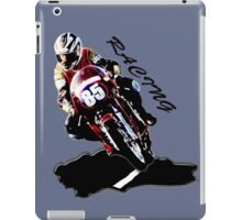 Racing iPad Case/Skin