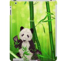 Asia Panda Bear iPad Case/Skin