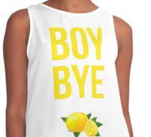 Boy Bye Contrast Tank