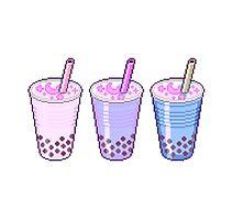 Pixel Milkshakes Photographic Print