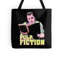 Vincent Vega Black Light Tote Bag