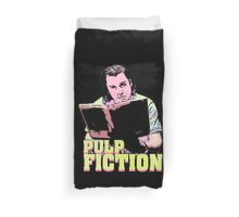 Vincent Vega Black Light Duvet Cover