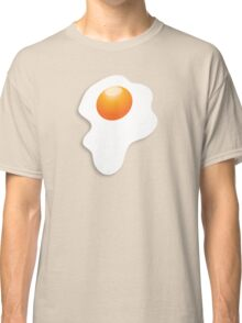 Dripping fried egg sunny side up Classic T-Shirt
