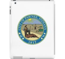 City of Pawnee, Indiana. iPad Case/Skin