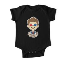 chibi!Allons-y One Piece - Short Sleeve