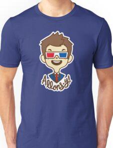 chibi!Allons-y Unisex T-Shirt