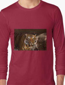 Tiger Wildcat Long Sleeve T-Shirt