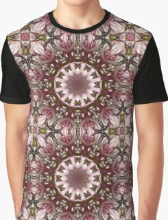 Flower Mandala, Spring blossoms Graphic T-Shirt