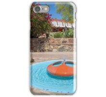 USA. Arizona. Scottsdale. Taliesin West. Fountain. iPhone Case/Skin