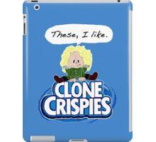 Helena's new cereal iPad Case/Skin
