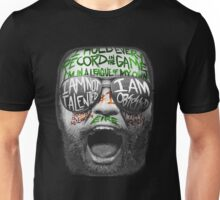 McGregor VS Diaz UFC202 Unisex T-Shirt