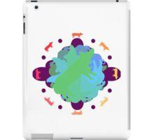 World of Pigs iPad Case/Skin
