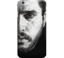 Jon Snow (The King in the North) iPhone Case/Skin