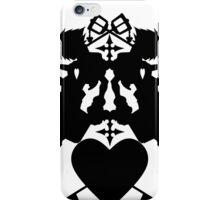 Kingdom Hearts Rorschach iPhone Case/Skin