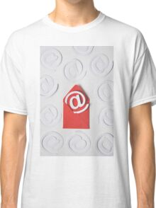 mail... Classic T-Shirt