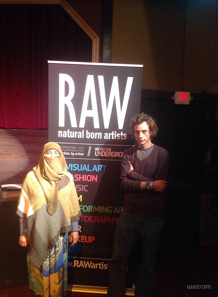 The flaw of RAW. by wazrom