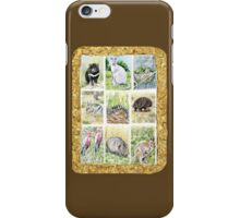 Australian Animals and Birds iPhone Case/Skin