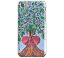 Tree Of Hearts iPhone Case/Skin