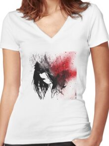 This Confession Means Nothing Women's Fitted V-Neck T-Shirt