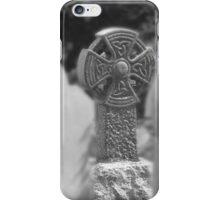 Celtic Cross 2 iPhone Case/Skin