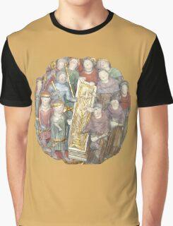 Circle of Men - Gold Graphic T-Shirt