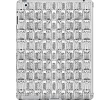 The City Sketches iPad Case/Skin