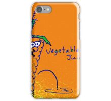 Vegetable Juice iPhone Case/Skin