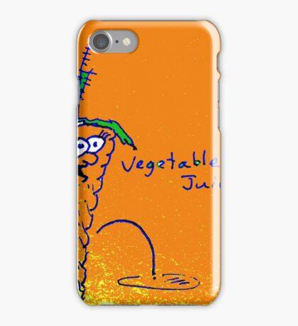 Vegetable Juice iPhone Case/Skin