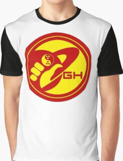Galactic Hitchhikers 2016 Graphic T-Shirt
