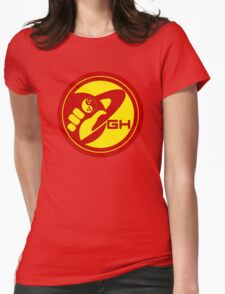 Galactic Hitchhikers 2016 Womens Fitted T-Shirt