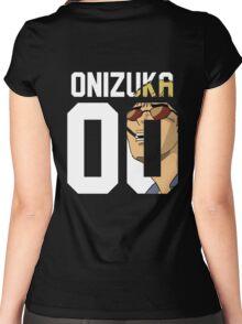 Onizuka Women's Fitted Scoop T-Shirt