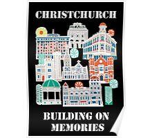 Christchurch - Built on memories Poster