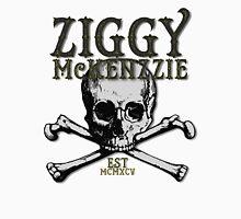Ziggy McKenzzie Skull Design Classic T-Shirt