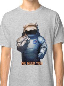 Nasa - A Journey To Mars Classic T-Shirt