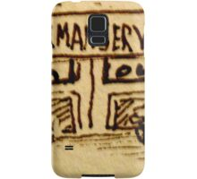 DHS Samsung Galaxy Case/Skin