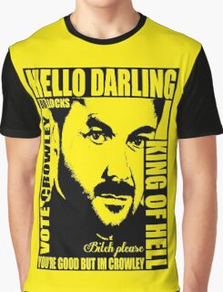 King of hell Graphic T-Shirt