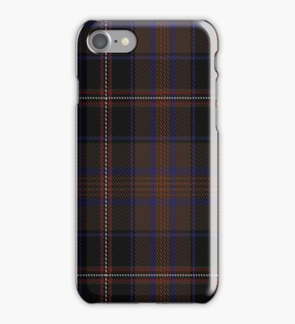 01370 Capercaillie Tartan  iPhone Case/Skin